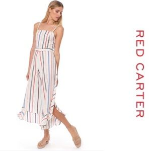 Red Carter Jumpsuit